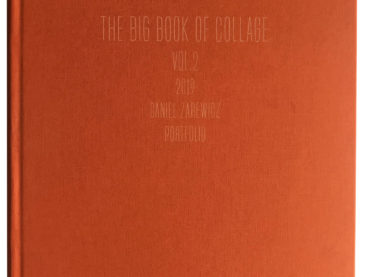 VOL. 2 – Big Book of Collage 2019 – (360pp.)