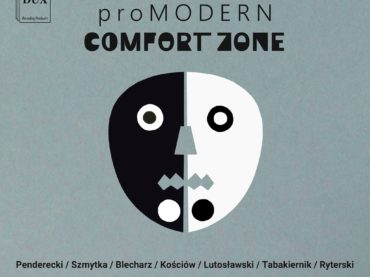 "COVER – proMODERN Contemporary Vocal Sextet 2019 – ""FRYDERK"" PRIZE WINNER"